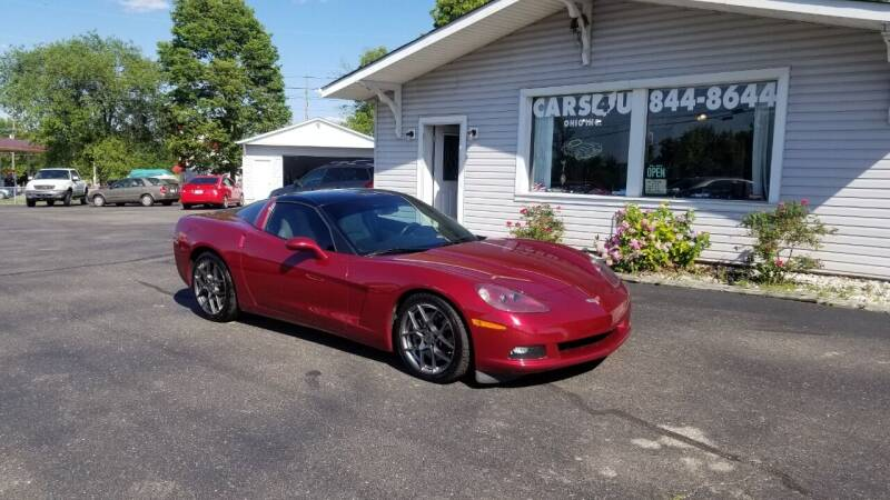 2006 Chevrolet Corvette for sale at Cars 4 U in Liberty Township OH