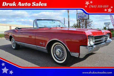 1965 Oldsmobile Starfire for sale at Druk Auto Sales in Ramsey MN