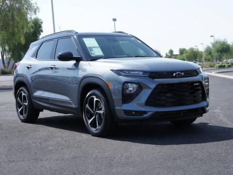 2021 Chevrolet TrailBlazer for sale at CarFinancer.com in Peoria AZ