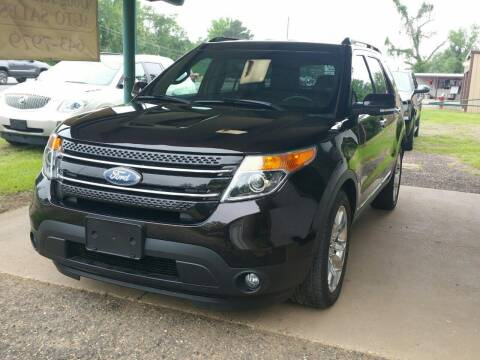 2014 Ford Explorer for sale at Doug Kramer Auto Sales in Longview TX