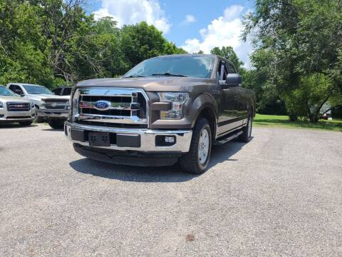 2016 Ford F-150 for sale at Empire Auto Remarketing in Shawnee OK