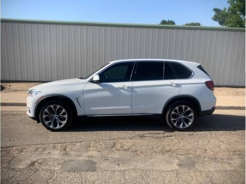 2017 BMW X5 for sale at Dealers Choice Inc in Farmersville CA