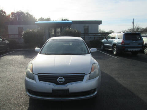 2008 Nissan Altima for sale at Olde Mill Motors in Angier NC