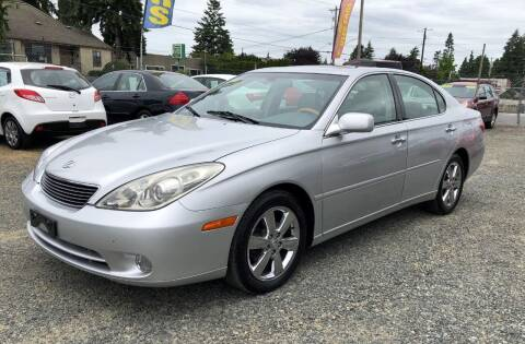 2005 Lexus ES 330 for sale at A & V AUTO SALES LLC in Marysville WA