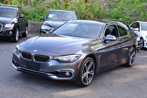 2018 BMW 4 Series for sale at Automall Collection in Peabody MA