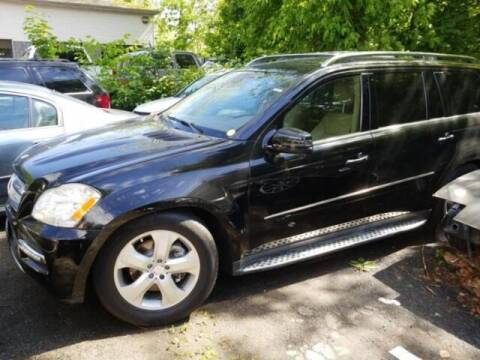 2012 Mercedes-Benz GL-Class for sale at Cj king of car loans/JJ's Best Auto Sales in Troy MI