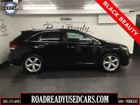 2014 Toyota Venza for sale at Road Ready Used Cars in Ansonia CT