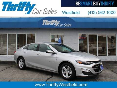 2019 Chevrolet Malibu for sale at Thrifty Car Sales Westfield in Westfield MA