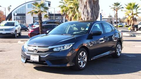 2016 Honda Civic for sale at Okaidi Auto Sales in Sacramento CA