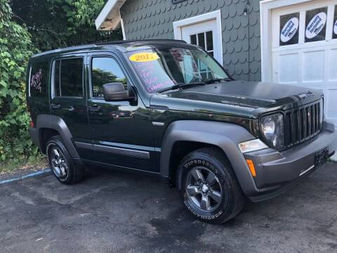 2011 Jeep Liberty for sale at KMK Motors in Latham NY