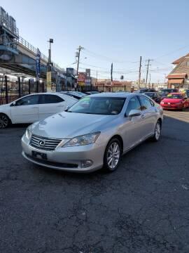 2011 Lexus ES 350 for sale at Key & V Auto Sales in Philadelphia PA