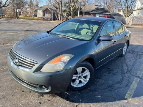 2007 Nissan Altima for sale at Your Car Source in Kenosha WI