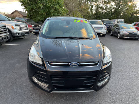 2013 Ford Escape for sale at Roy's Auto Sales in Harrisburg PA
