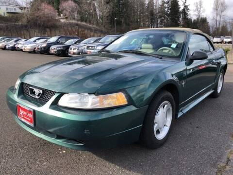 2000 Ford Mustang for sale at Autos Only Burien in Burien WA