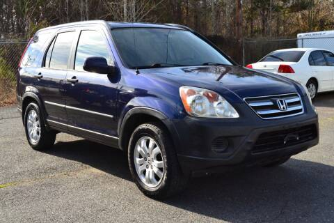 2006 Honda CR-V for sale at Victory Auto Sales in Randleman NC