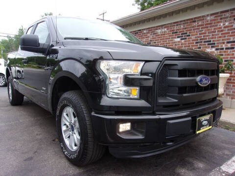 2015 Ford F-150 for sale at Certified Motorcars LLC in Franklin NH