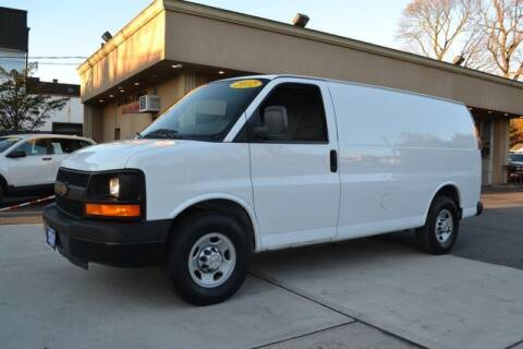 2012 Chevrolet Express Cargo for sale at Father and Son Auto Lynbrook in Lynbrook NY