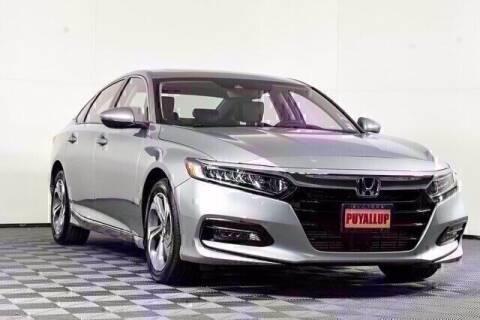 2019 Honda Accord for sale at Washington Auto Credit in Puyallup WA