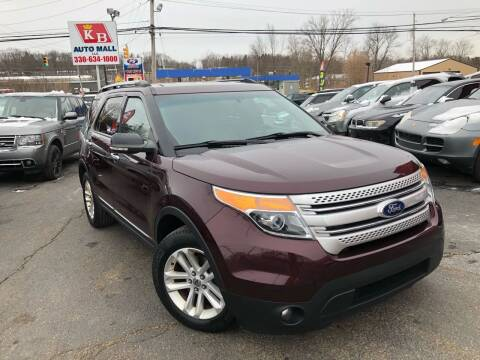 2011 Ford Explorer for sale at KB Auto Mall LLC in Akron OH