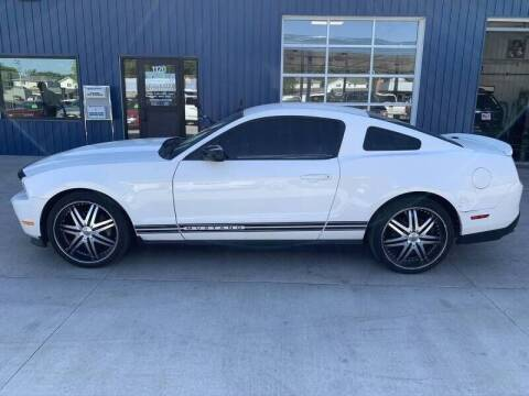 2012 Ford Mustang for sale at Twin City Motors in Grand Forks ND