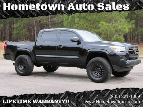 2018 Toyota Tacoma for sale at Hometown Auto Sales - Trucks in Jasper AL