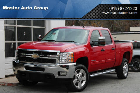2011 Chevrolet Silverado 2500HD for sale at Master Auto Group in Raleigh NC