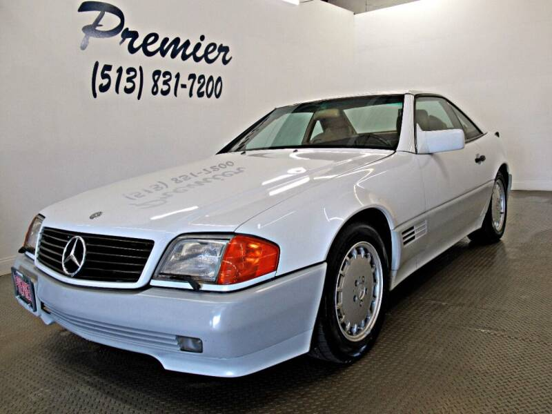 1991 Mercedes-Benz 500-Class for sale at Premier Automotive Group in Milford OH