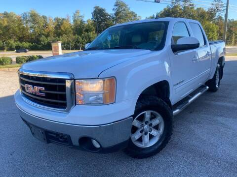 2007 GMC Sierra 1500 for sale at Gwinnett Luxury Motors in Buford GA