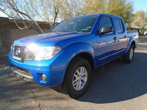 2014 Nissan Frontier for sale at COPPER STATE MOTORSPORTS in Phoenix AZ