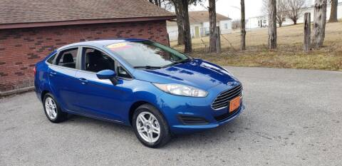 2018 Ford Fiesta for sale at Elite Auto Sales in Herrin IL