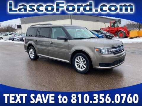 2014 Ford Flex for sale at LASCO FORD in Fenton MI