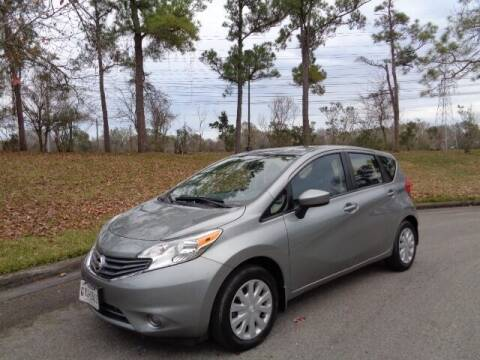 2015 Nissan Versa Note for sale at Houston Auto Preowned in Houston TX