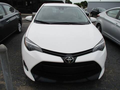 2018 Toyota Corolla for sale at AUTO FACTORY INC in East Providence RI