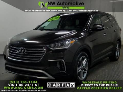 2017 Hyundai Santa Fe for sale at NW Automotive Group in Cincinnati OH