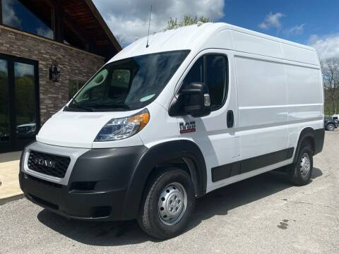 2020 RAM ProMaster Cargo for sale at Griffith Auto Sales in Home PA