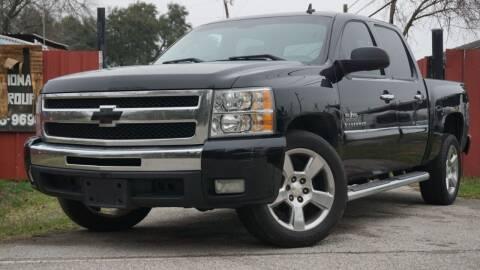 2010 Chevrolet Silverado 1500 for sale at Hidalgo Motors Co in Houston TX