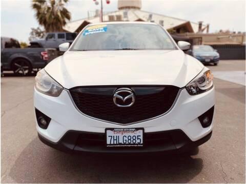 2015 Mazda CX-5 for sale at Carros Usados Fresno in Fresno CA