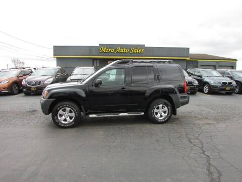 2010 Nissan Xterra for sale at MIRA AUTO SALES in Cincinnati OH