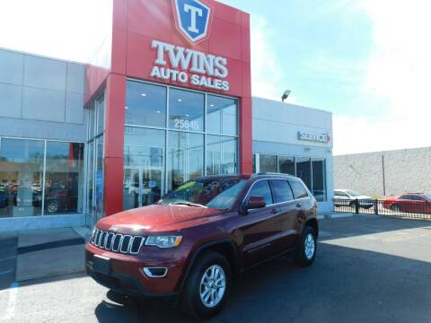 2020 Jeep Grand Cherokee for sale at Twins Auto Sales Inc Redford 1 in Redford MI