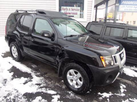 2011 Nissan Xterra for sale at Fulmer Auto Cycle Sales - Fulmer Auto Sales in Easton PA