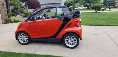 2008 Smart fortwo for sale at Country Auto Sales in Boardman OH