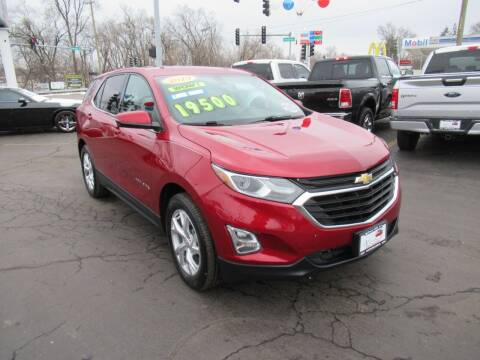 2019 Chevrolet Equinox for sale at Auto Land Inc in Crest Hill IL