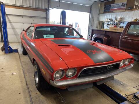 1972 Dodge Challenger for sale at B & B Auto Sales in Brookings SD