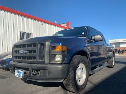 2008 Ford F-250 Super Duty for sale at Auto Center Of Las Vegas in Las Vegas NV
