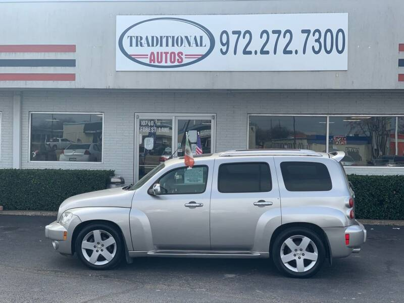 2006 Chevrolet HHR for sale at Traditional Autos in Dallas TX