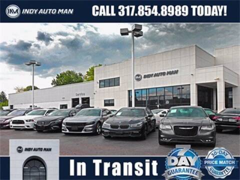 2018 Honda Odyssey for sale at INDY AUTO MAN in Indianapolis IN