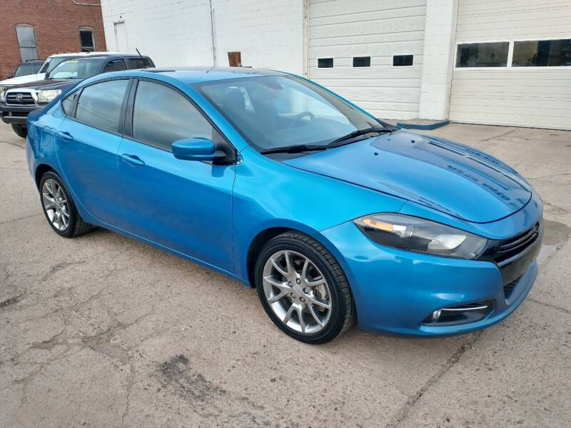 2015 Dodge Dart for sale at Apex Auto Sales in Coldwater KS