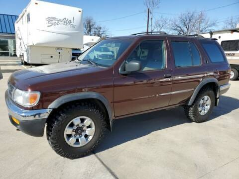 1997 Nissan Pathfinder for sale at Kell Auto Sales, Inc - Grace Street in Wichita Falls TX