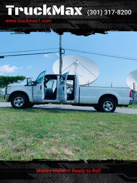 2015 Ford F-250 Super Duty for sale at TruckMax in Laurel MD