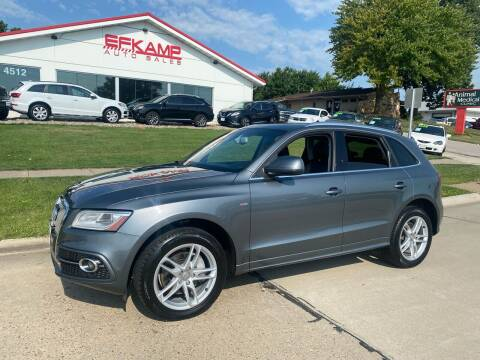 2014 Audi Q5 for sale at Efkamp Auto Sales LLC in Des Moines IA
